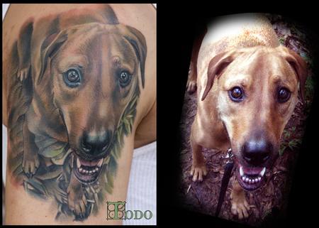 Tattoos - Portrait of Sasha - 109810