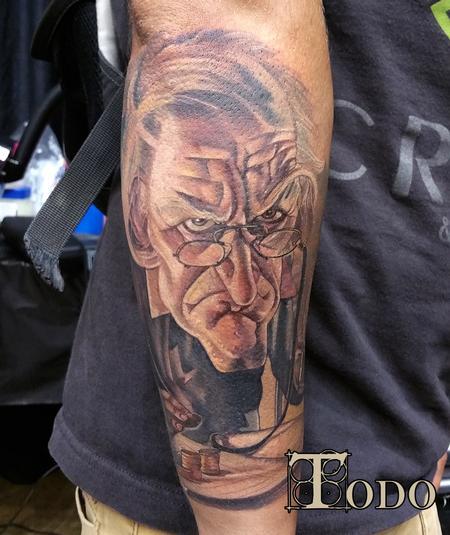 Tattoos - Scrooge - 109813