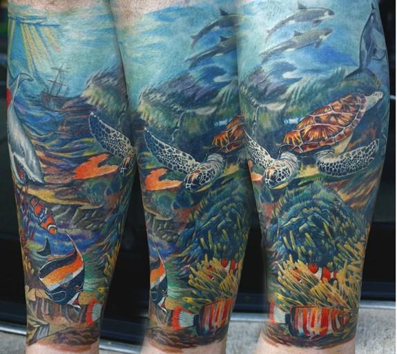 Tattoos - Underwater 2 final - 49538
