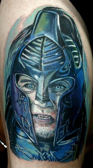 Tattoos - Victor from the movie Underworld - 49535