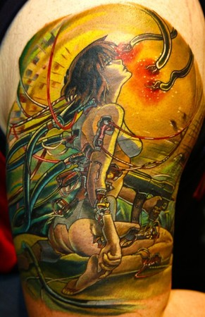 Tattoos - Ghost in the shell - 37762