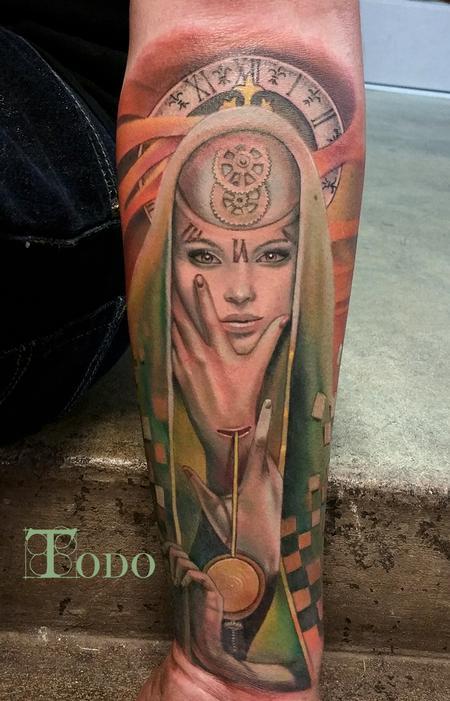 Tattoos - Sister Time - 109811