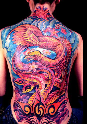 Tattoos - Pheonix - 33199