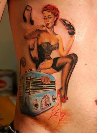 Tattoos -  - 39184