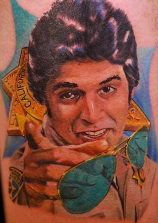 Tattoos - Poncho - 35905