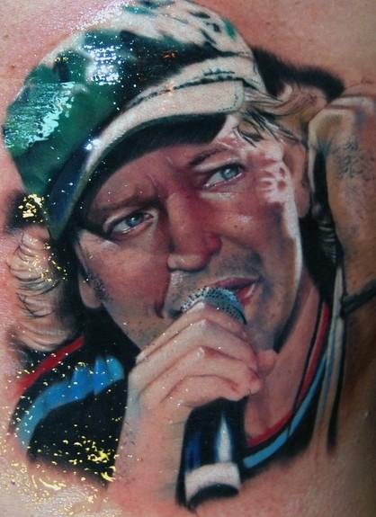 Tattoos - Portrait Tattoo - 50611