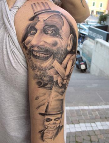 Tattoos - Spaulding - 21723