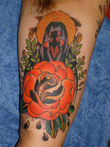 Matt Shamah - Reaper Rose
