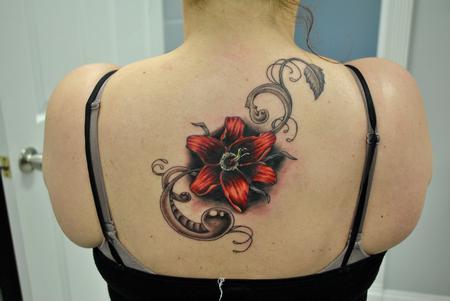 Tattoos - Lilly - 114332