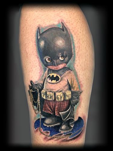 Tattoos - Little Batman - 114890