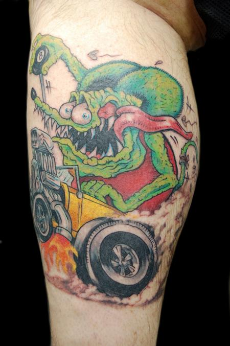 Tattoos - Rattfink! - 59271