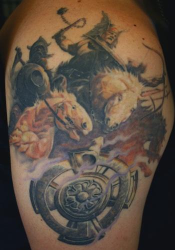 Tattoos - Battle - 20712