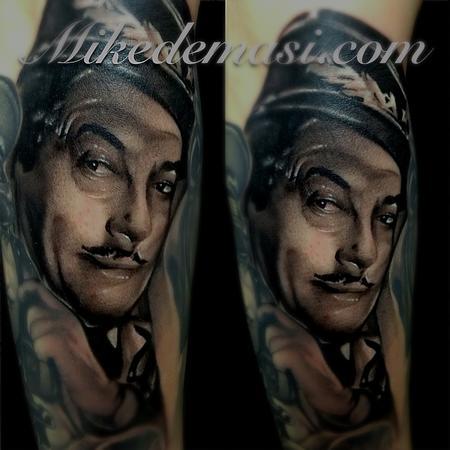 Tattoos - Casablanca black and gray tattoo addition  - 73923