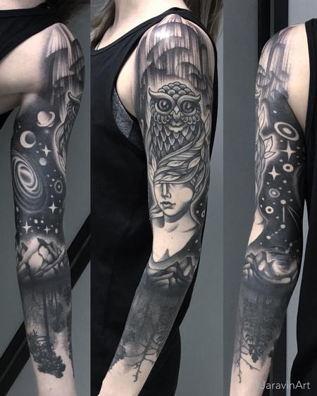 Tattoos - Full Sleeve - 123450