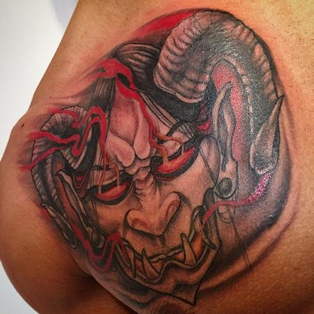 Tattoos - Hannya - 104211