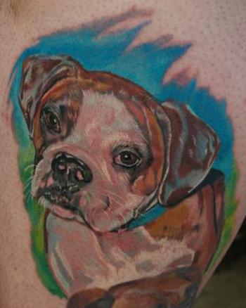 Tattoos - Boxer - 27589