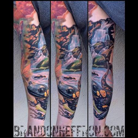 Tattoos - Nature Sleeve - 98340