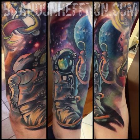 Tattoos - Astronaut - 98520