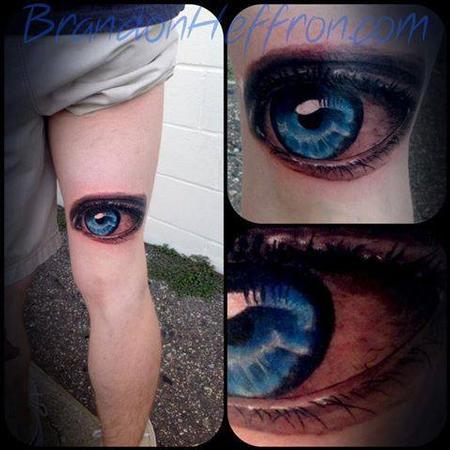 Tattoos - Eyeball - 81002
