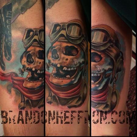 Tattoos - Dead pilot  - 98034