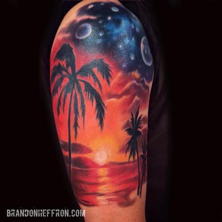 Tattoos - Sunset  - 111932
