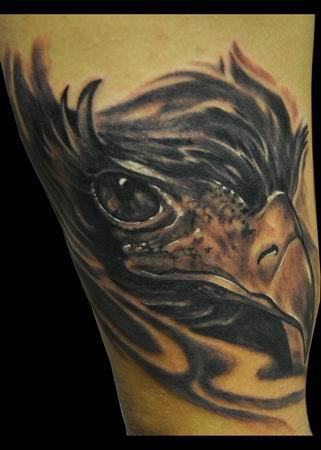 Tattoos - Eagle Head - 43414