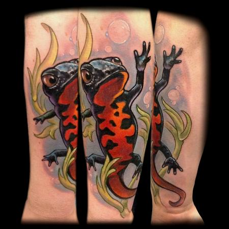 Tattoos - Lizard - 73829