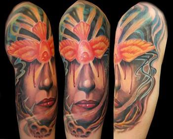 Tattoos - Love - 34846