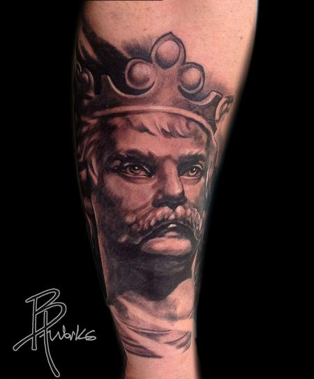 Tattoos - Robert the Bruce - 76570