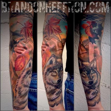 Tattoos - Nature Sleeve - 94344