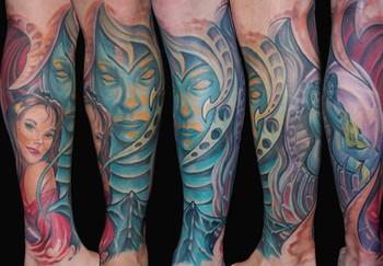 Tattoos - Bio Girl - 37577
