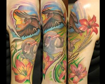 Tattoos - The Provider - 34580