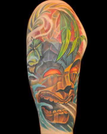 Tattoos - Tiki - 55746