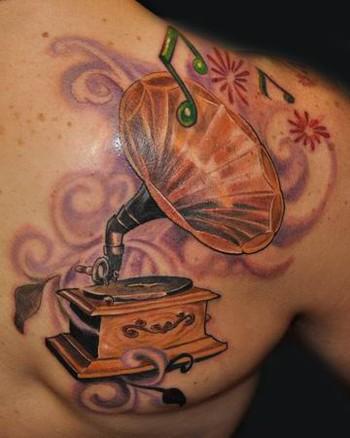 Tattoos - Vitrola - 41107