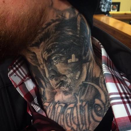 Tattoos - Marv from Sin City - 100962