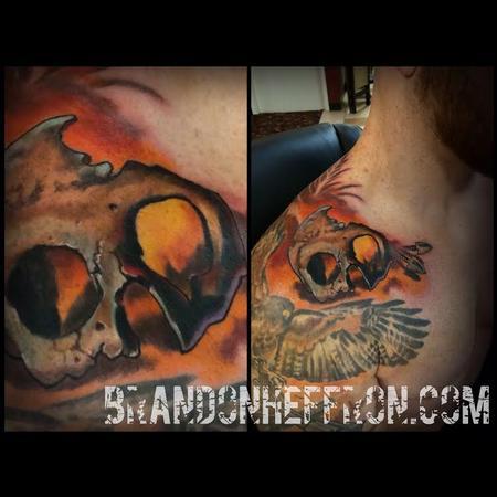 Tattoos - Skull - 89479