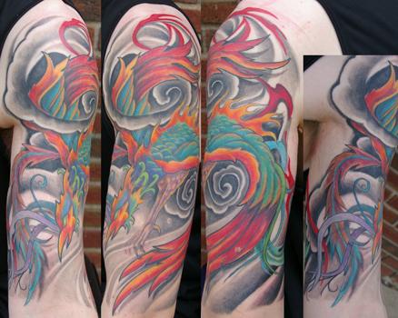 Tattoos - Phoenix - 29774
