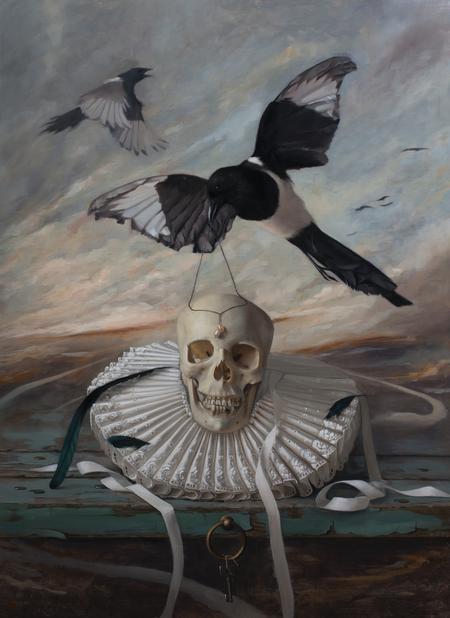 David Gluck - untitled