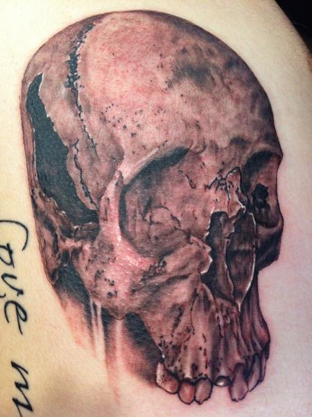 Tattoos - Skull - 67761