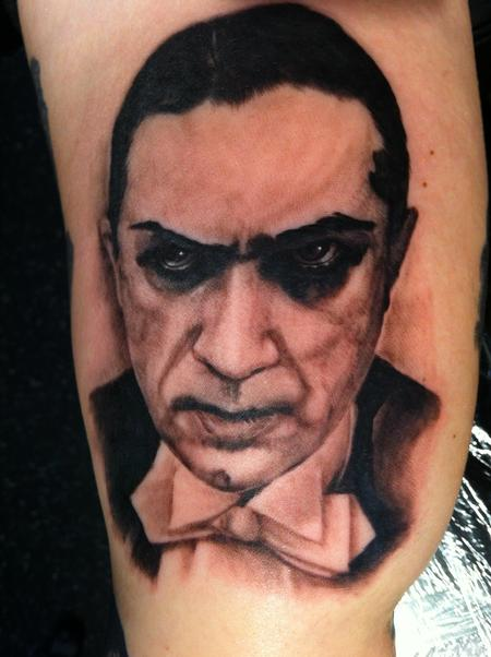 Tattoos - Bela Lugosi - 67827