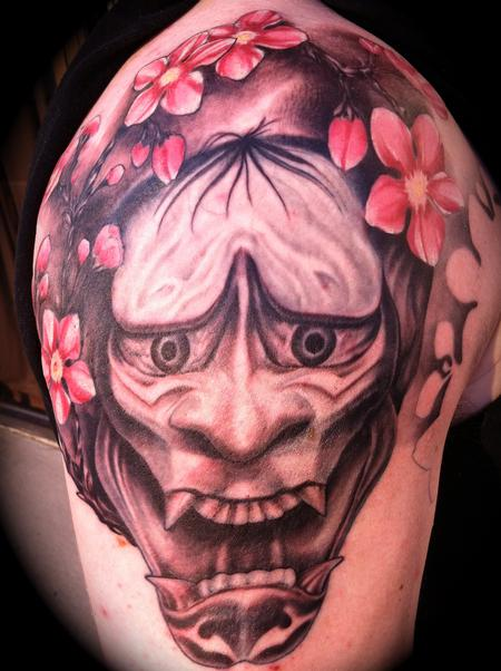 Tattoos - Hanya mask - 67935