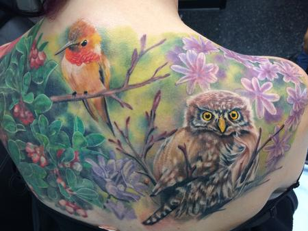 Tattoos - Birds - 104948
