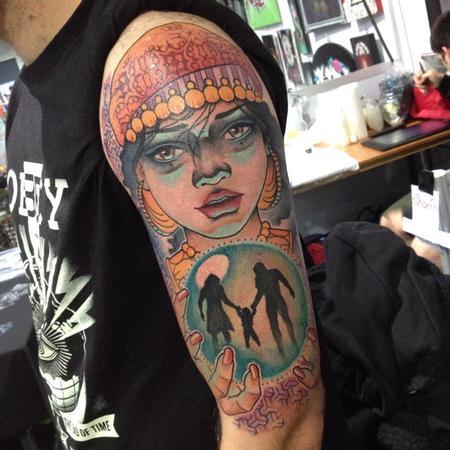 Tattoos - see the future - 104199