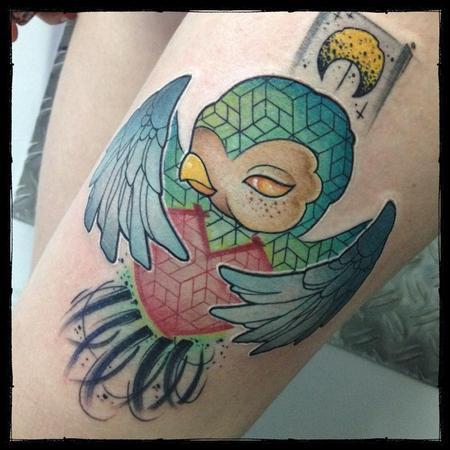 Tattoos - momy swallow - 102190