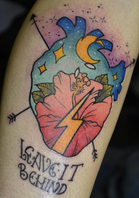 Tattoos - go straight ahead - 91556