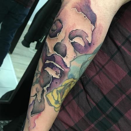 Tattoos - Jane doe /converge band  - 132150