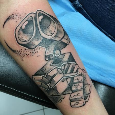 Tattoos - Wall E - 131486