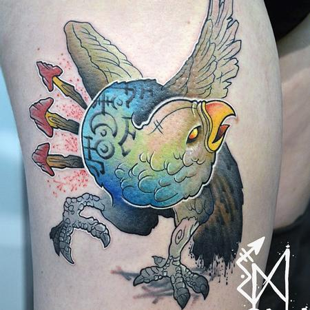Tattoos - Holyhawk  - 109962