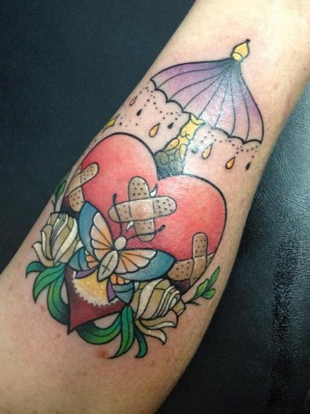 Tattoos - Love after years - 89702