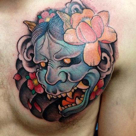 Tattoos - Hanya - 90095